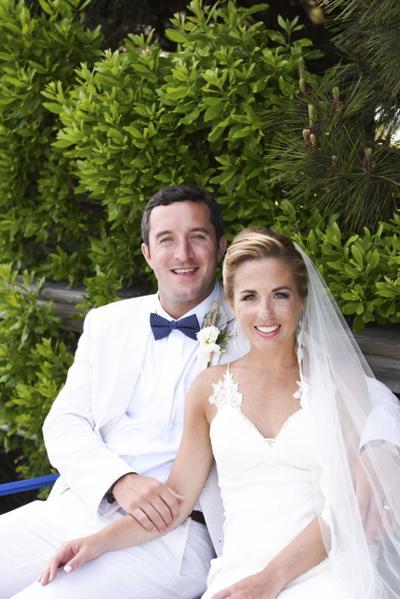Hutchinson-Henson wedding