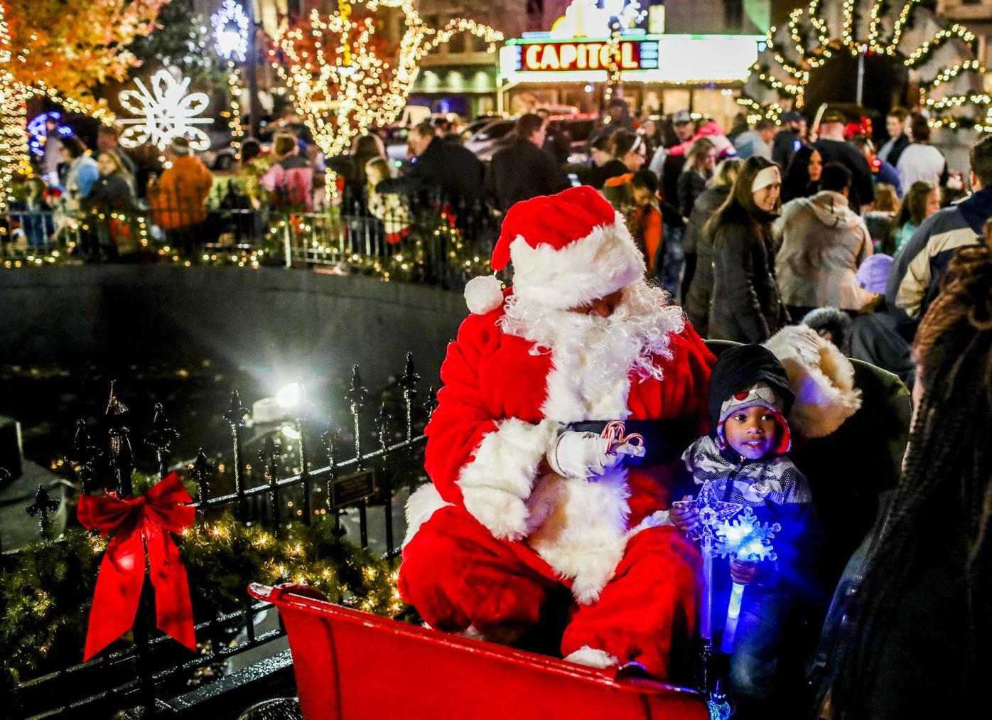 Christmas Lights Bowling Green Ky 2021 Bowling Green Prepares For Downtown Lights Up Open House News Bgdailynews Com