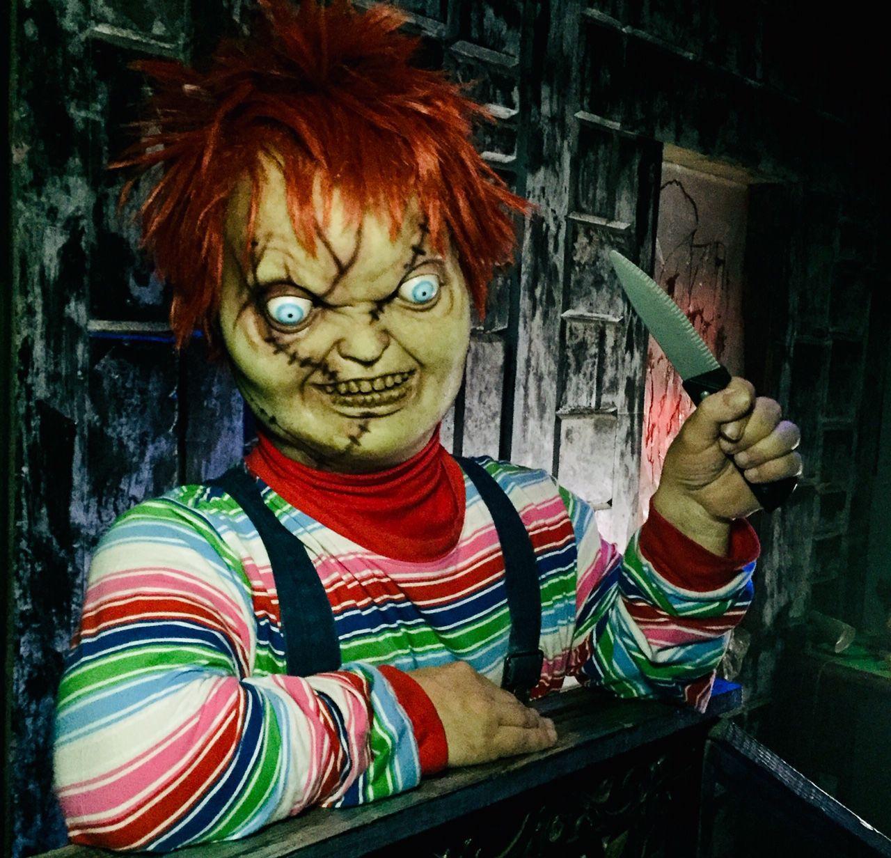 Skeleton's Lair Chucky