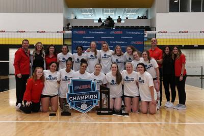 WKU volleyball 2021 Conference USA championship