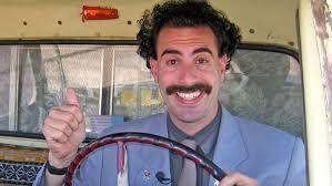 Borat returns in slightly uneven sequel