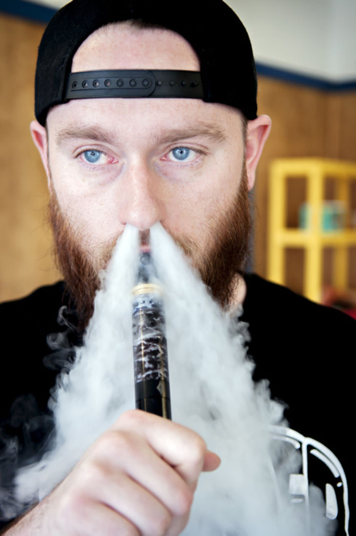E-cigarette use more widespread in Kentucky than nationwide