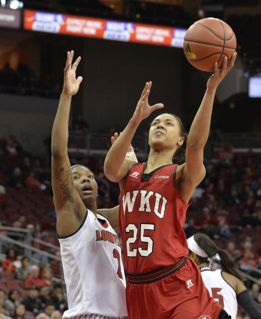 NOTEBOOK: Goodin-Rogers starts at Louisville in first game ...