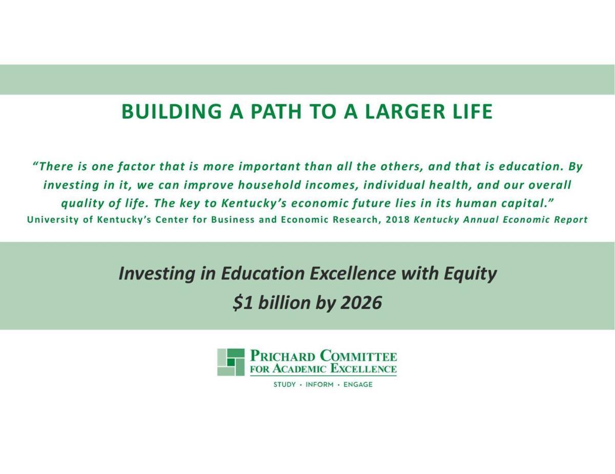 PDF: Prichard Committee's 'Big, Bold Ask'