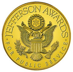 Jefferson Awards logo