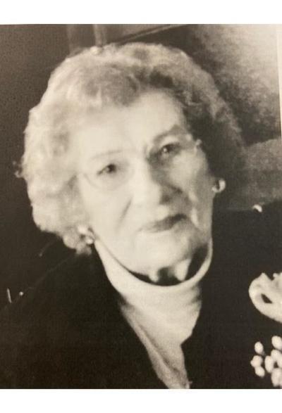 Frances McKay 'Franny' Smith (Lewis)