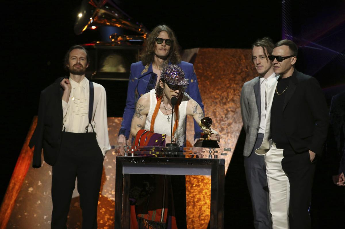 62nd Annual Grammy Awards - Cage the Elephant