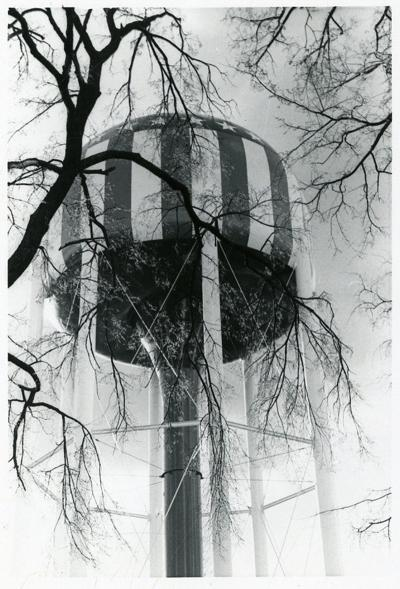 Bowling Green's water tower