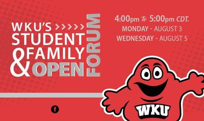 WKU to host online forums for campus reopening
