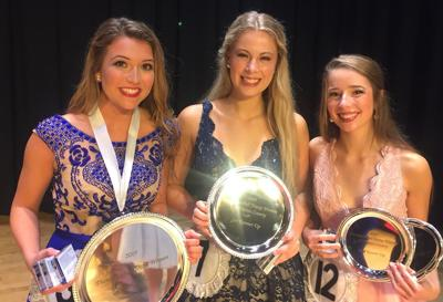 Shrewsbury selected as Distinguished Young Woman of Warren ...