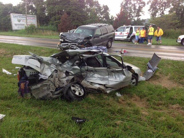 Car Accident In Wyoming County Ny
