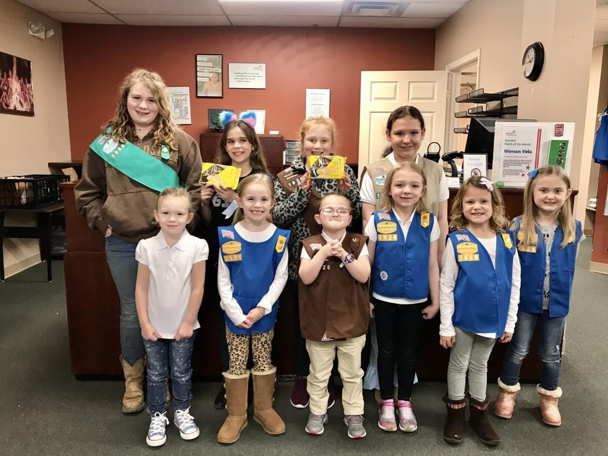 Girl Scouts Of Kentuckiana Launches 2020 Cookie Season -9473