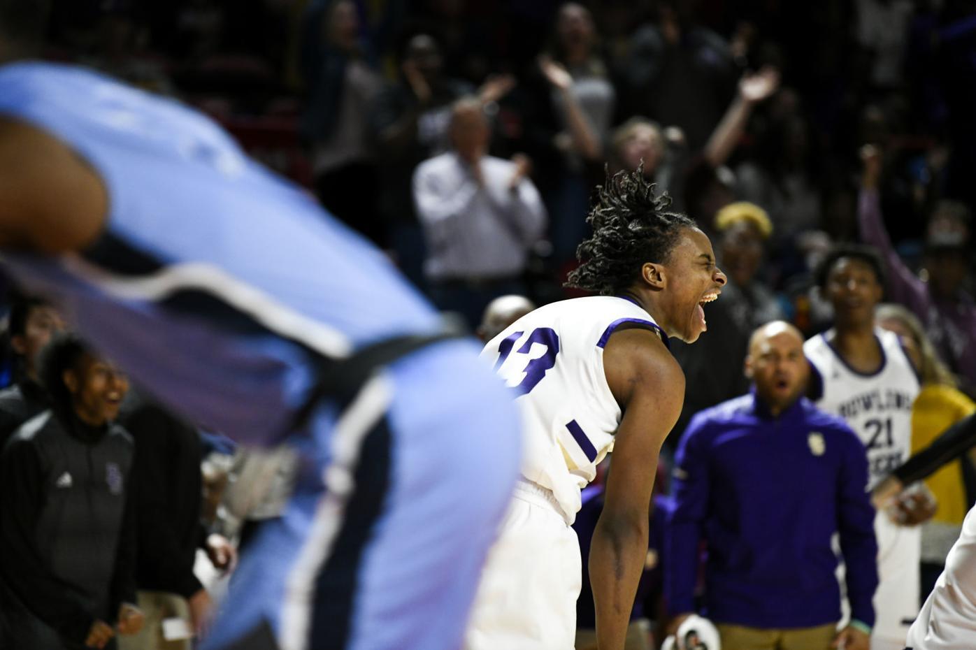 Purples advance to the region final