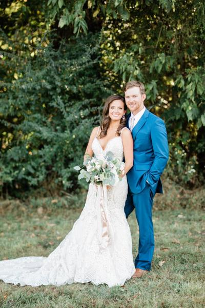 Beals, Agnew were married Sept. 21