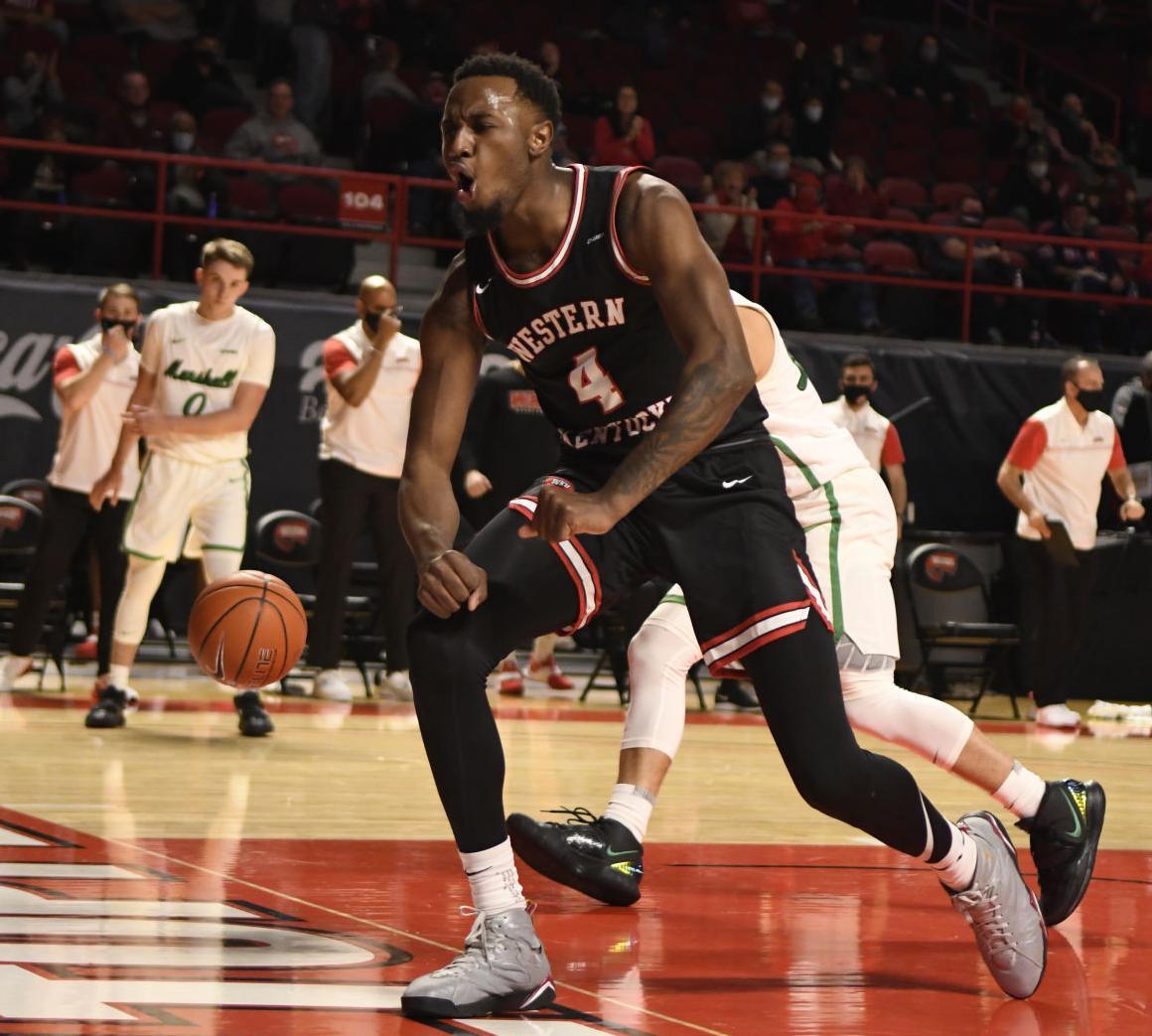 NCAA Men's Basketball 2021: Marshall vs WKU