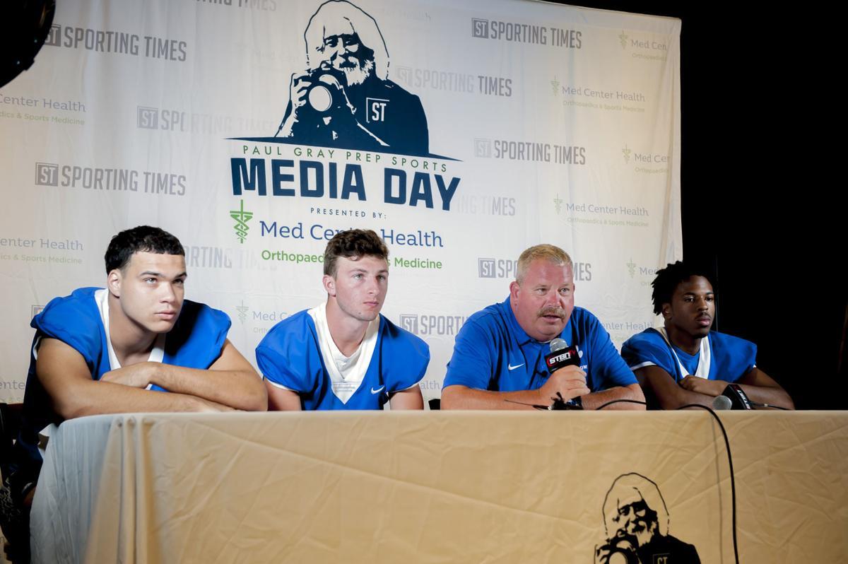 Paul Gray Prep Sports Media Day