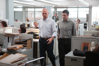 'Spotlight' shines as one of year's best films
