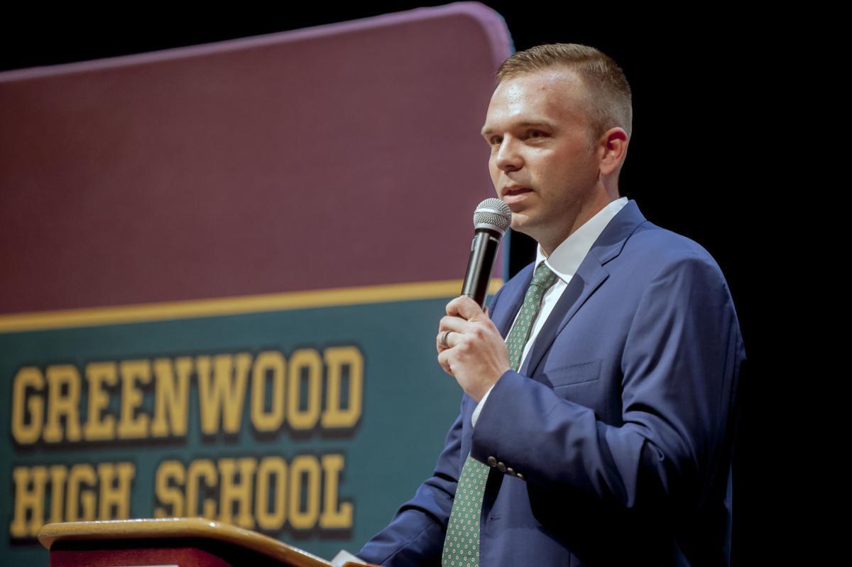 Will McCoy named Greenwood boys basketball coach