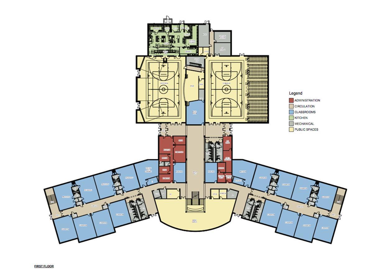 new 750 student elementary school undergoing design phase | news