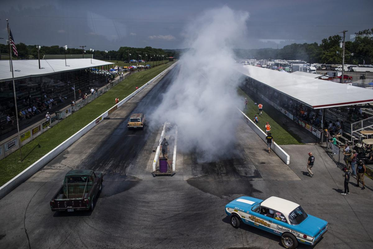 Drag Racing News >> Hot Rod Reunion To Showcase Hot Rods Drag Racing News