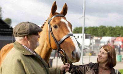 """Dark Horse"" a big time winner"