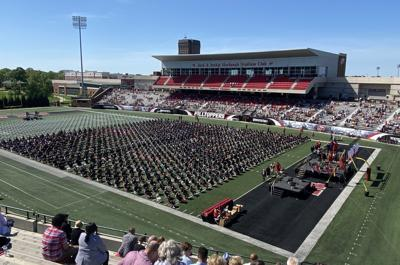WKU kicks off Commencement ceremonies by recognizing over 4,000 graduates