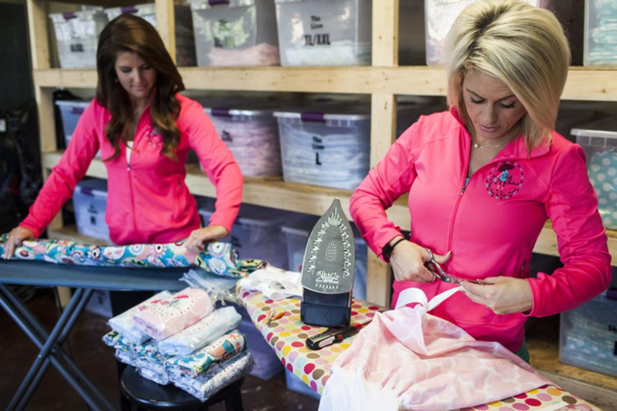 They deliver: Posh Pushers put expectant mothers in stylish hospital ...