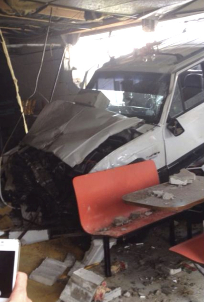 Car crashes through store in Butler County | For The Record
