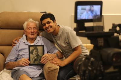 Man seeks local WWII veterans for oral history archive