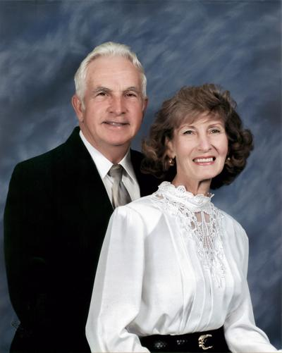 Mr. and Mrs. Roger Hughes