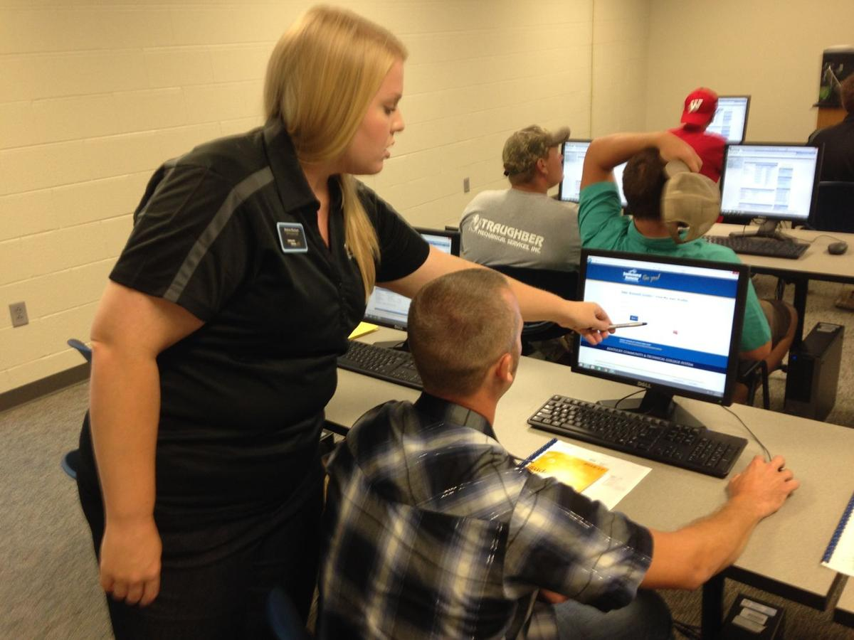 Skyctc student account center - Skyctc Gears Up Manufacturing Job Program