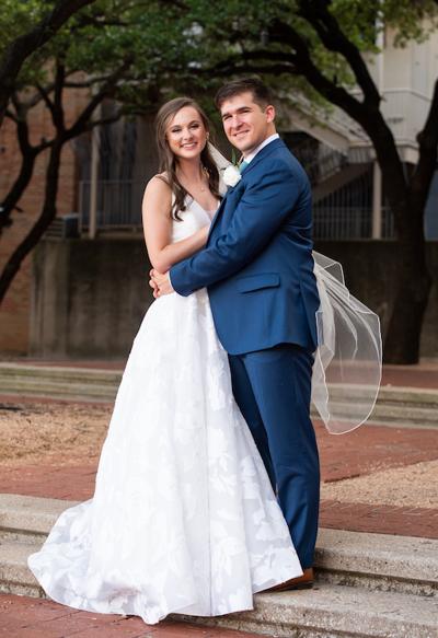 Garrett-Malmquist wedding was May 29