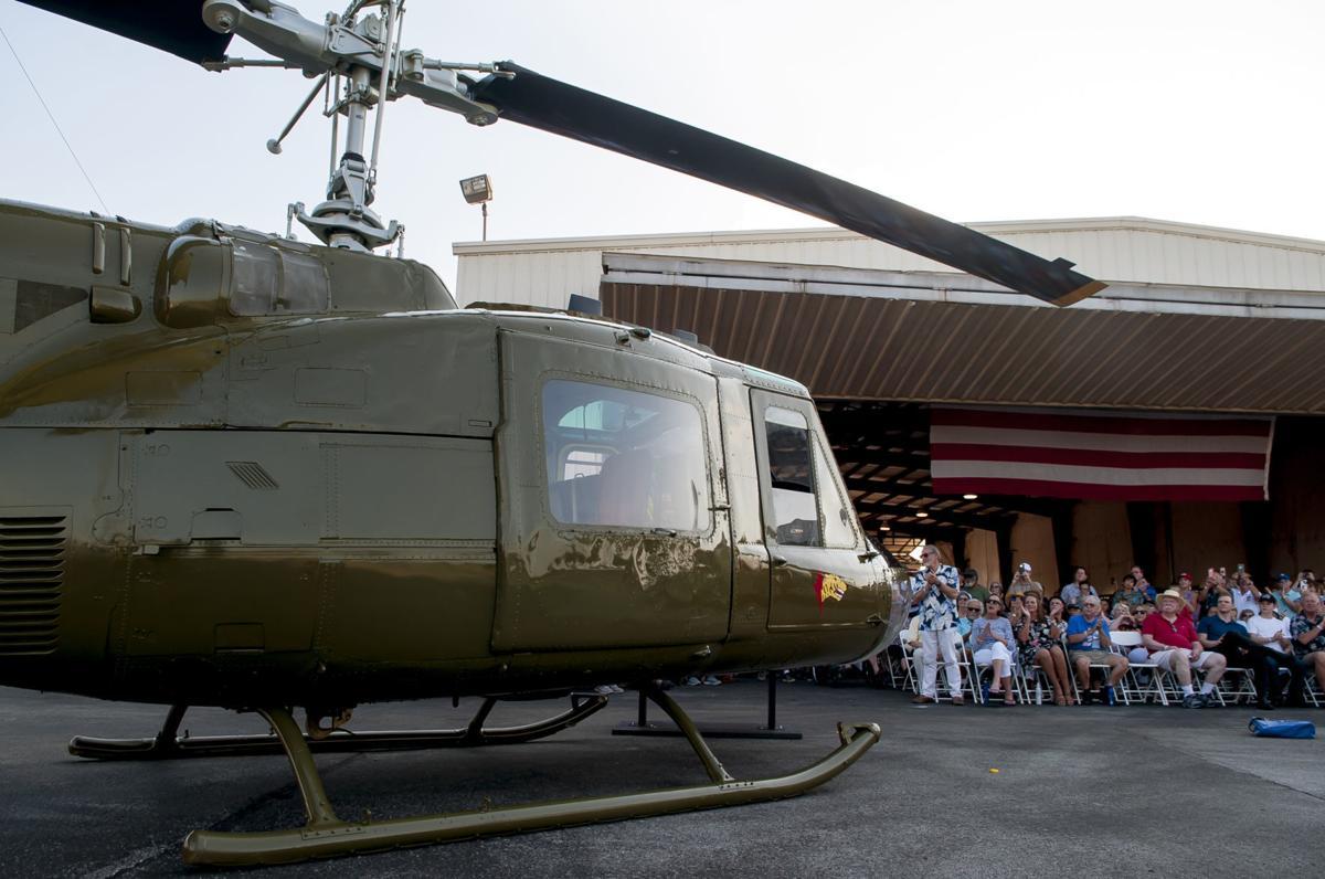 Hangar Party honors Vietnam-era veterans | News