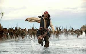 'Pirates' fares better second time around
