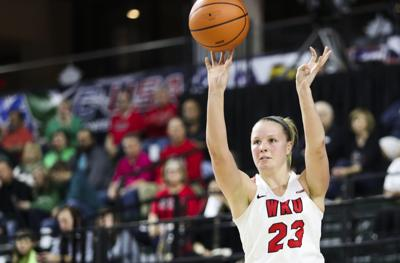 Lady Toppers defeat North Texas 77-61