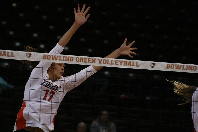 BGSU volleyball is shooting for a MAC title during the pandemic