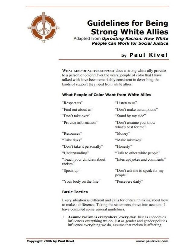 white ally page 1