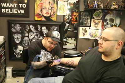 Residents Ink Artists Consider Pros And Cons Of Tattoos City