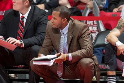 Assistant Coaches - Photo by Northern Illinois Athletic Communications
