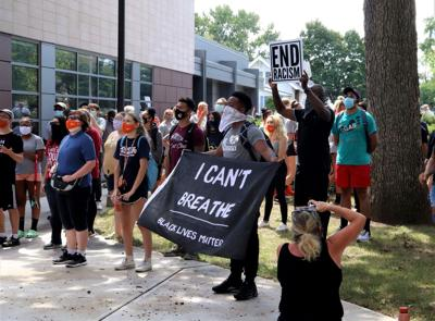 BGSU employee posting racist comments sparks campus protest