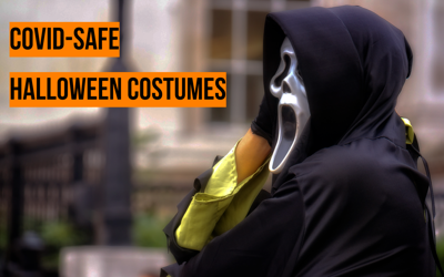 Safe costumes - Photo by Garry Knight