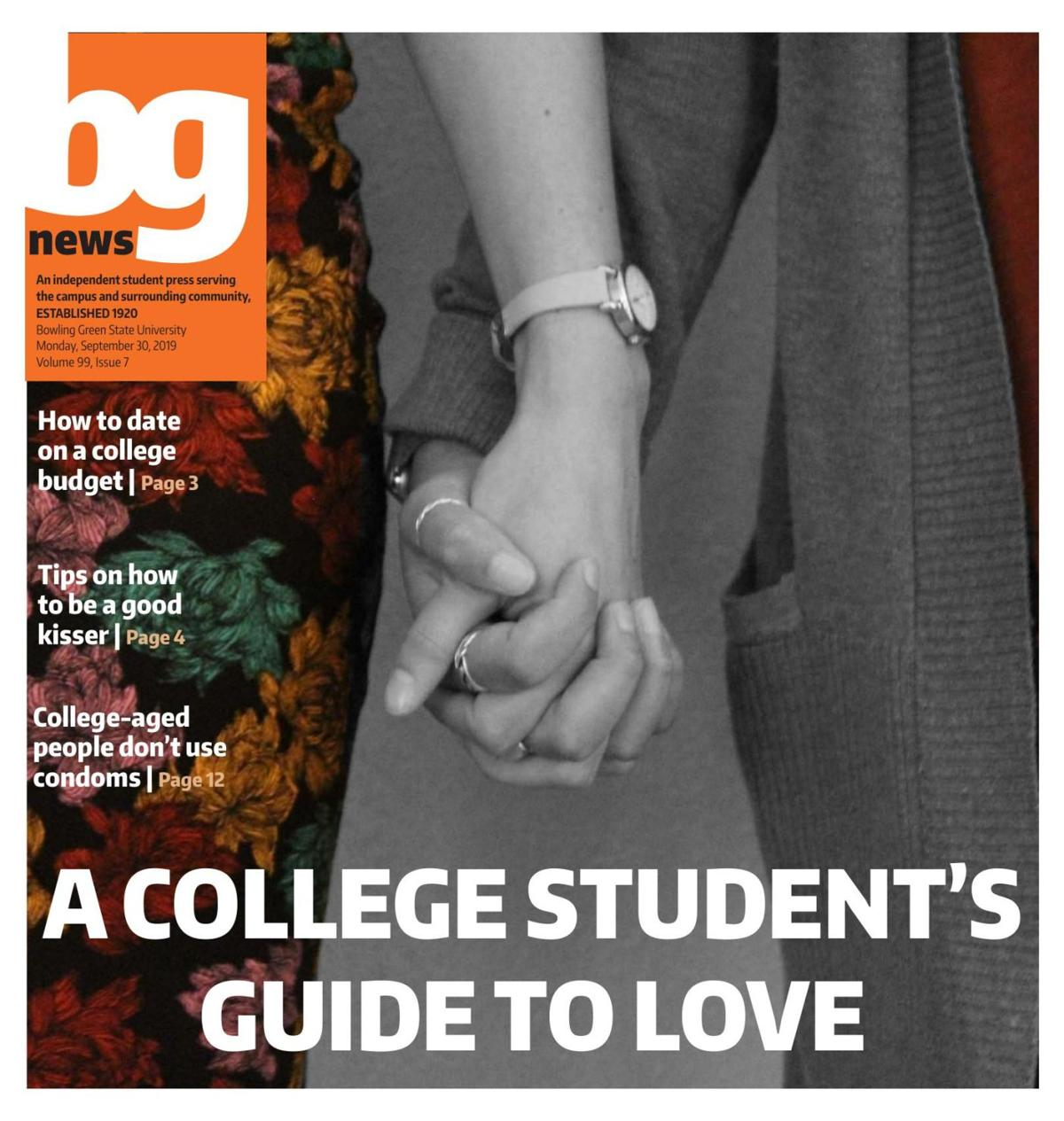 A college student's guide to love
