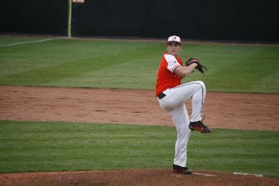 BGSU Baseball against Youngstown State on March 29, 2017