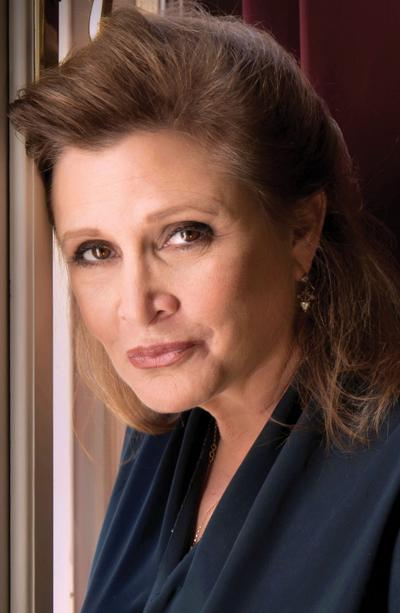 carrie fisher 11/25