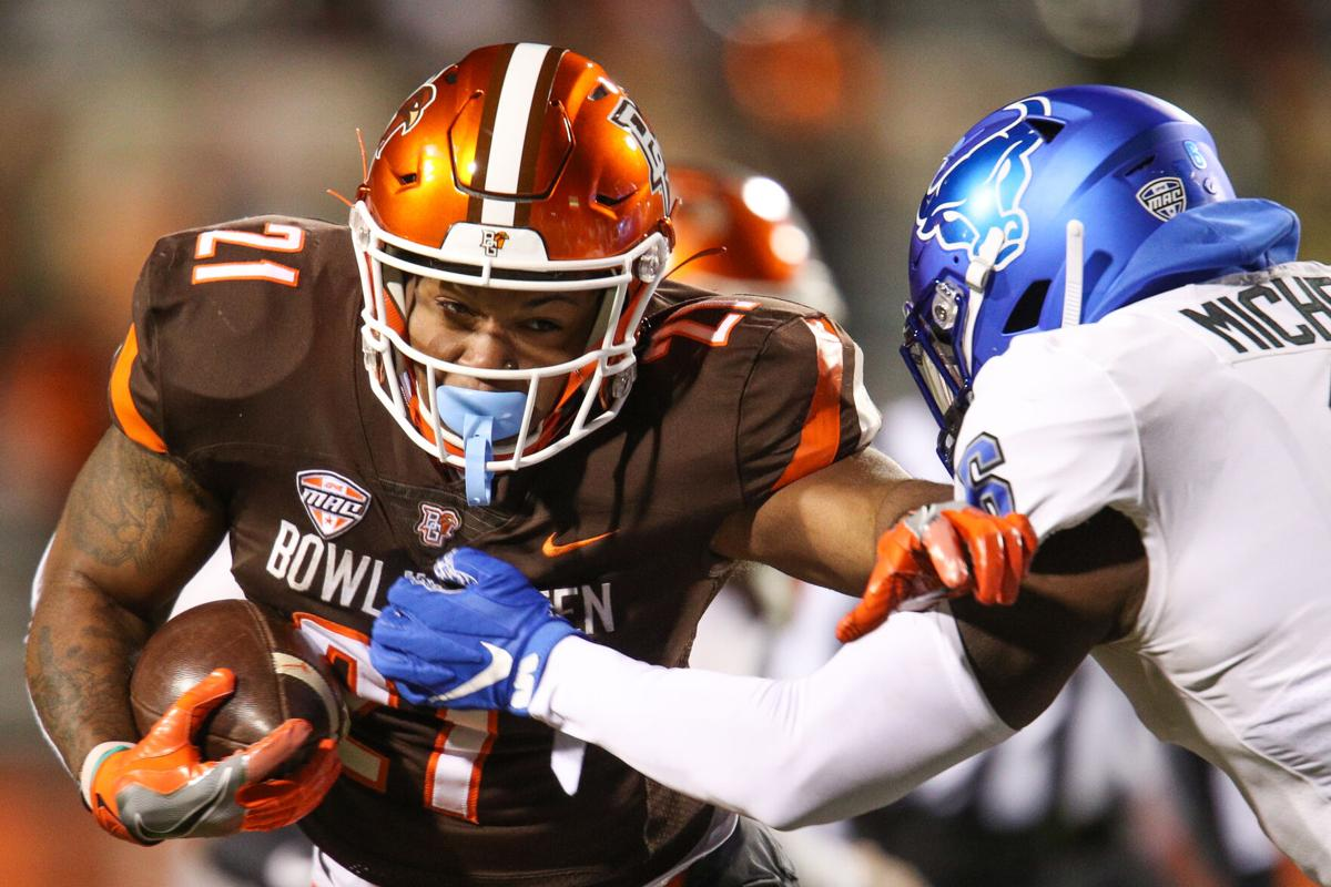 BGSU vs. Buffalo football recap