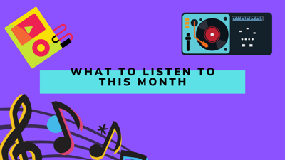 What to listen to this month