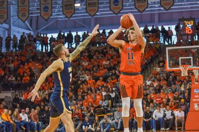 Uncertainty for Basketball Season - Photo by Kyle Michaelis