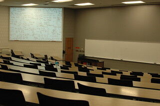 From high school to lecture hall - Photo by Will Arndt