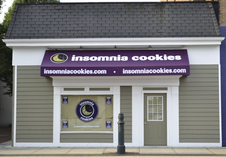 Insomnia cookies bowling green
