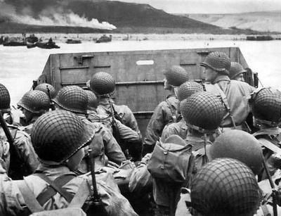 d-day saving private ryan